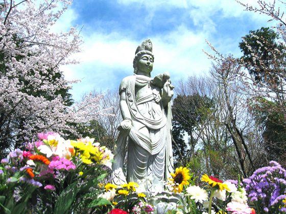日本ペットランド 琵琶湖動物霊園 心塔