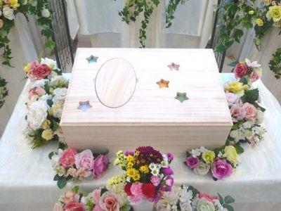 星コース棺の写真